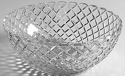 Anchor Hocking WATERFORD CLEAR Fruit Bowl 6741
