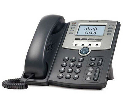 Cisco - Small Business Sb 12 Line Ip Phone With Displ  677F269)Spa509G  .igm