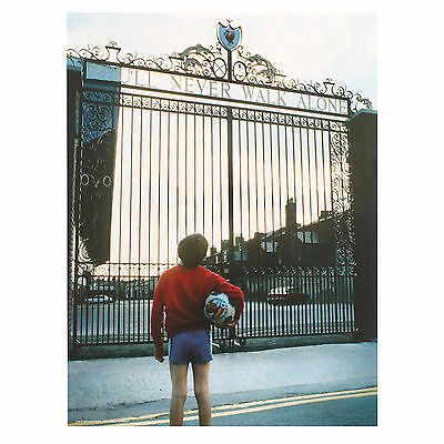 Liverpool FC  LFC Shankly Gates Photo Print  Official
