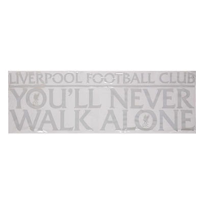 Liverpool FC  Liverpool FC Large Car Sticker Official