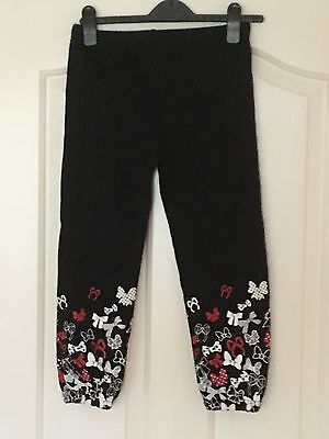 Minnie Mouse Trousers Age 7-8