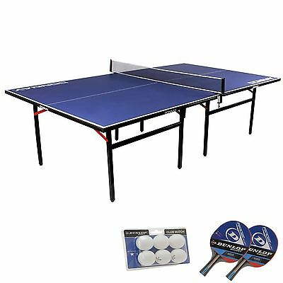 Donnay Indoor Compact Folding Tennis Table Full Size Ping Pong Professional
