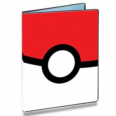ULTRA PRO - Pokmon - Pokeball - 9-Pocket Portfolio