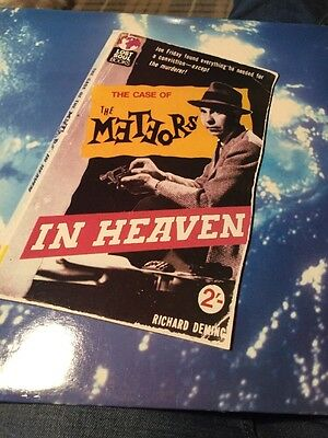 The Meteors - In Heaven Lp - 1981 Uk Lost Soul  Lostlp