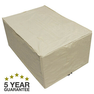 Oxbridge Sand Small Table Waterproof Outdoor Garden Furniture Cover