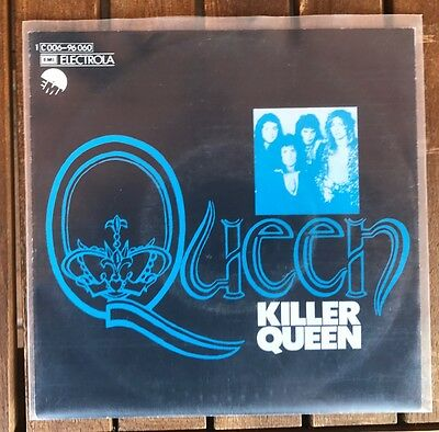 Queen - Killer Queen - German 7''
