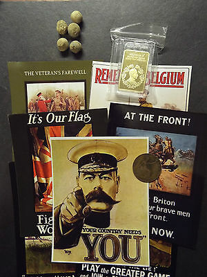 Ww1 Limited Edition Set (New To Ebay) + Free Gift