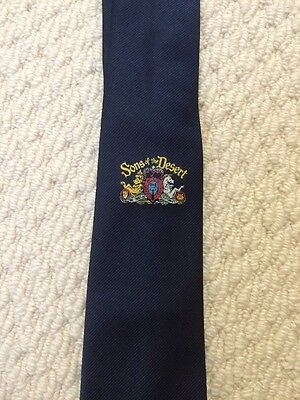 Laurel And Hardy Sons Of The Desert Tie