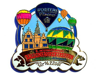BIERBALLON Pin / Pins - WOLTERS PILSENER [2067A]