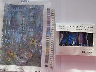 Needlepoint Tapestry Kit, Fredo Tk117, Complete And Unstarted