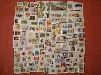 Finland stamps kiloware 175g.Unwashed
