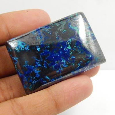 262.5 Cts 100% NATURAL AZURITE BEAUTIFUL COLOUR AND QUALITY CABOCHON L#164-64