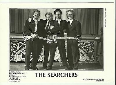 The Searchers Promo Photograph