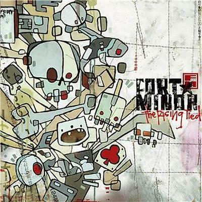 Fort Minor - The Rising Tied - Limited 2 x Coke-Bottle Green Vinyl LP *NEW*
