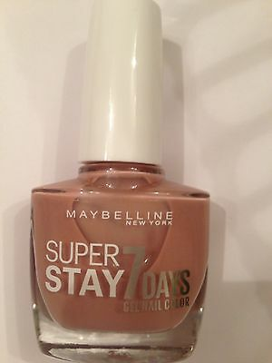 Maybelline Superstay 7 Days Gel Nail Colour - 130 Rose Poudre