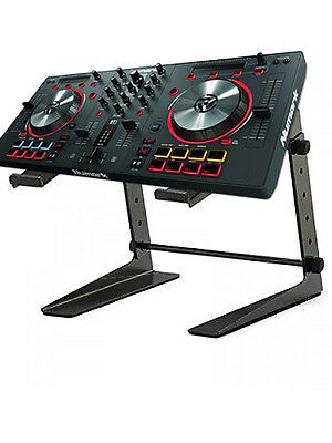 Numark Mixtrack 3 DJ Disco Controller & Stand Package