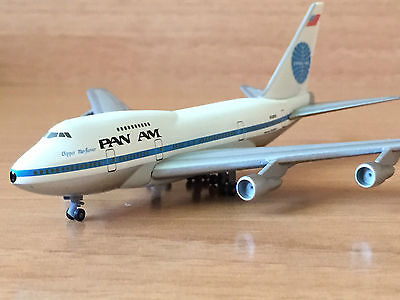 Pan Am Boeing 747SP  1:500 scale Herpa 512244 New Generation