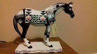 Trail of the Painted Ponies Tewa excellent condition