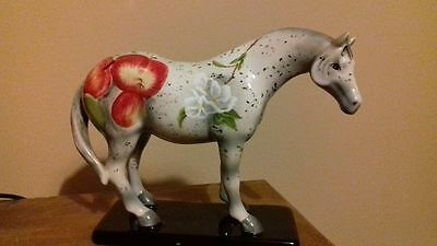 Trail of the Painted Ponies porcelain Appleoosa excellent condition