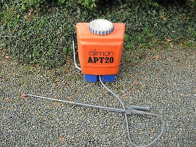 Allman knapsack sprayer 20 litres with lance