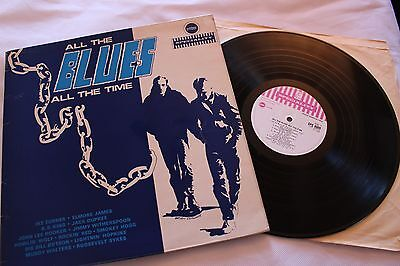 All the Blues All the Time-1970 Rare UK LP-Hooker,Elmore James,Howlin' Wolf