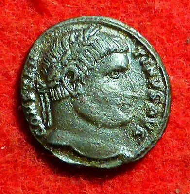 Ae3 Constantine Campgate Coin