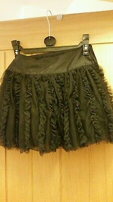 Girls next party skirt age 6 years