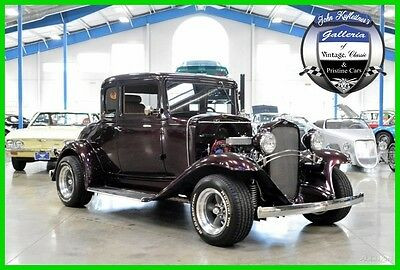 1932 Chevrolet Other  1932 Chevrolet Confederate Steel Body BA 2 Door Coupe 327 V8 Automatic 32 Chevy