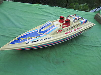 Vintage Kyosho Viper Electric Hull