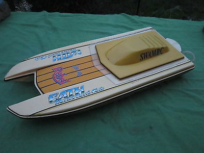Vintage   Electric Cat Hull