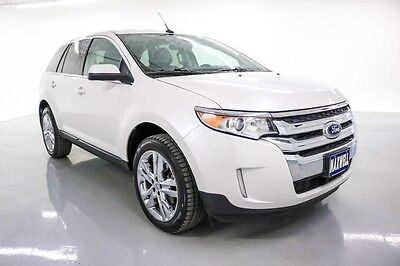 2013 Ford Edge Limited Sport Utility 4-Door 2013 Ford Limited