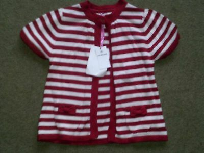 girls red top and skirt age 4-5