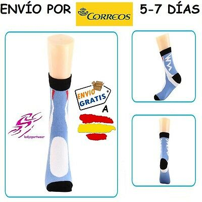CALCETINES CICLISMO NW, color Azul