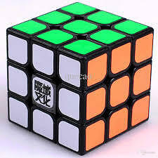 MoYu Aolong V2 Black Speed Cube Magic Puzzle Enhanced Version -in UK