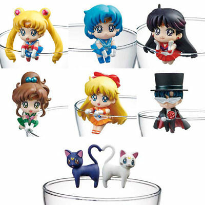 Sailor Moon Prism Cafe Ochatomo Figure (1 Random Blind Box)