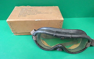 Army Air Forces Boxed Type B-8 Flying Goggles