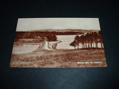 IRELAND  MULROY BAY Co  DONEGAL  RP POSTCARD  1920s