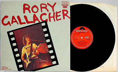 RORY GALLAGHER Rory Gallagher (Polydor 2384 066) NM