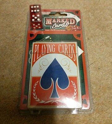 Marked Playing Cards And Loaded Dice