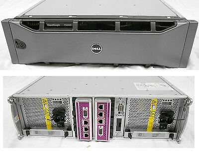 Dell EqualLogic PS4000E 16TB ( 16 x 1TB ) Virtualized iSCSI SAN Storage Array