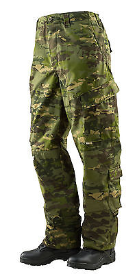 Multicam Tropic Cyre Industries 50/50 Nyco R/S TRU Pants ASST SIZES