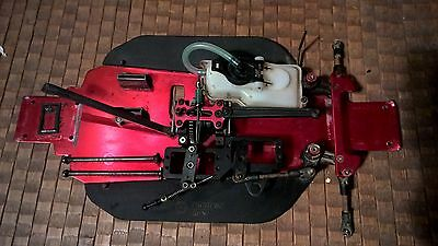 Thunder Tiger Eb4 s2 brake pin arm CHASSIS Diff GEAR steering shaft center Tank