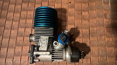 1/8 OFNA HONG NOR PROTECH 7 NITRO 21 ENGINE MOTOR ST Buggy SH 28 3.5 FORCE MACH