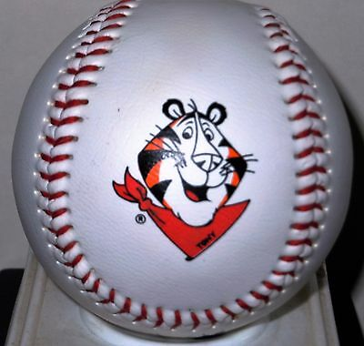 "Vintage 1990's Kellogg's Frosted Flakes ""Tony the Tiger"" Promotional Baseball"