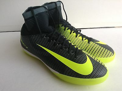Nike JR Mercurial X Proximo 2 CR7 IC Indoor soccer  Youth Size 5.5 (852499 376)
