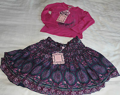 Lovely Barbara Farber Top and Skirt - Age 4 Years - 104