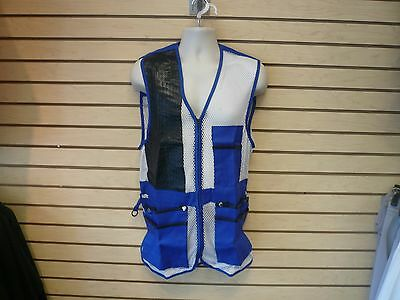 Asa Ferro Cloth Shooting  Vest