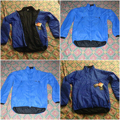 Montane Primaloft Pertex Solo Jacket Large Wind Resistant Water Repellent Gift