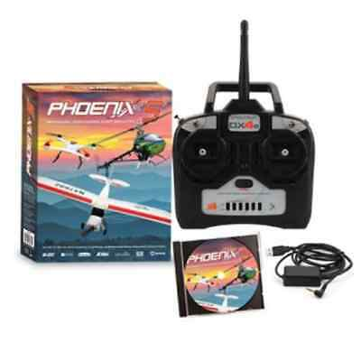 Phoenix V5 Flight Simulator w/DX4E Mode 2 50R4400