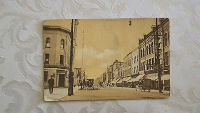 Talbot Street Looking West St. Thomas  Canada By Rumsey & Co Queen St W Toronto